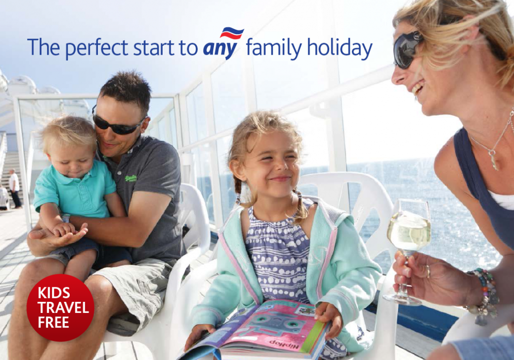 kids free on brittany ferries 2015