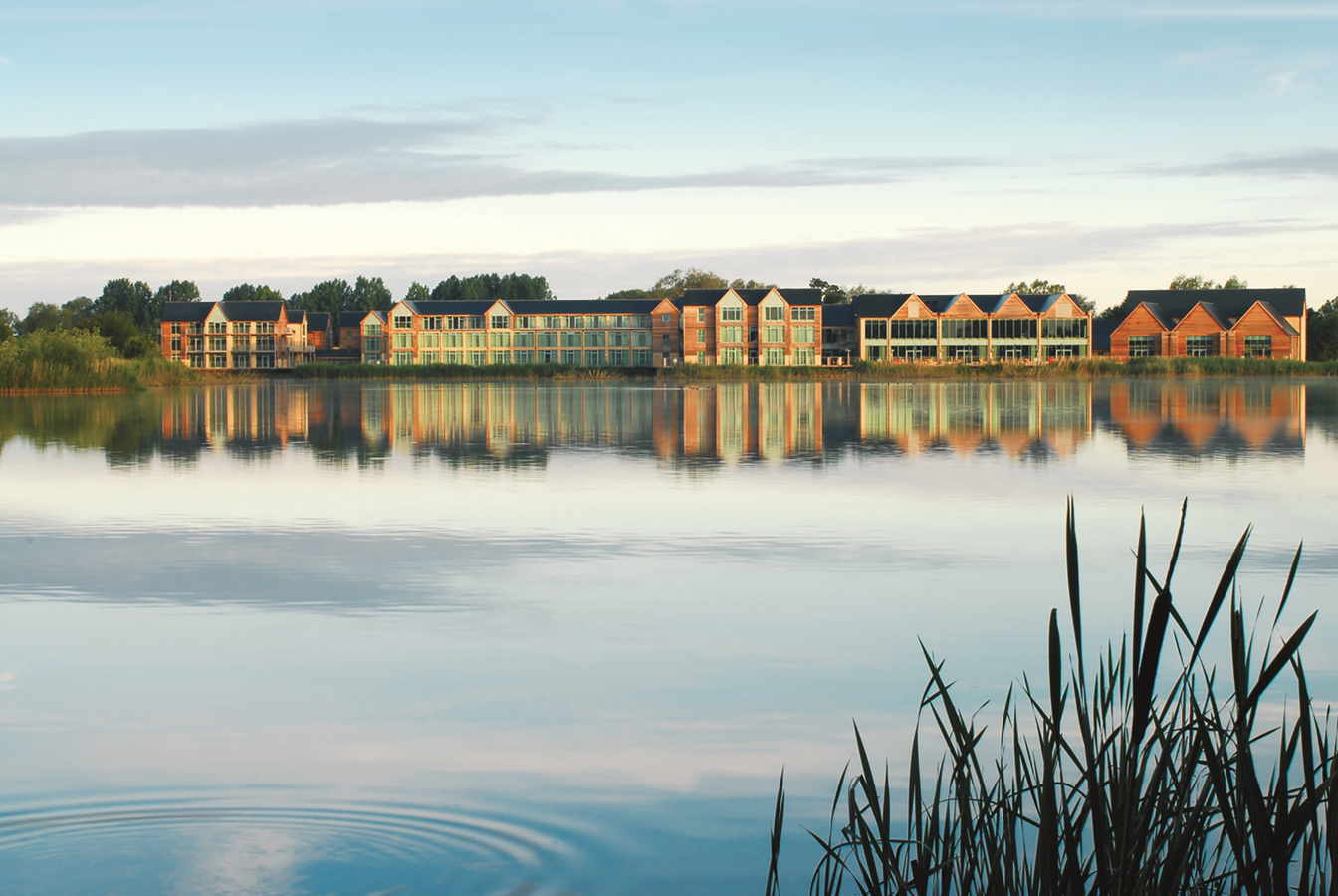 Cotswold Water Park Four Pillars Hotel Spa