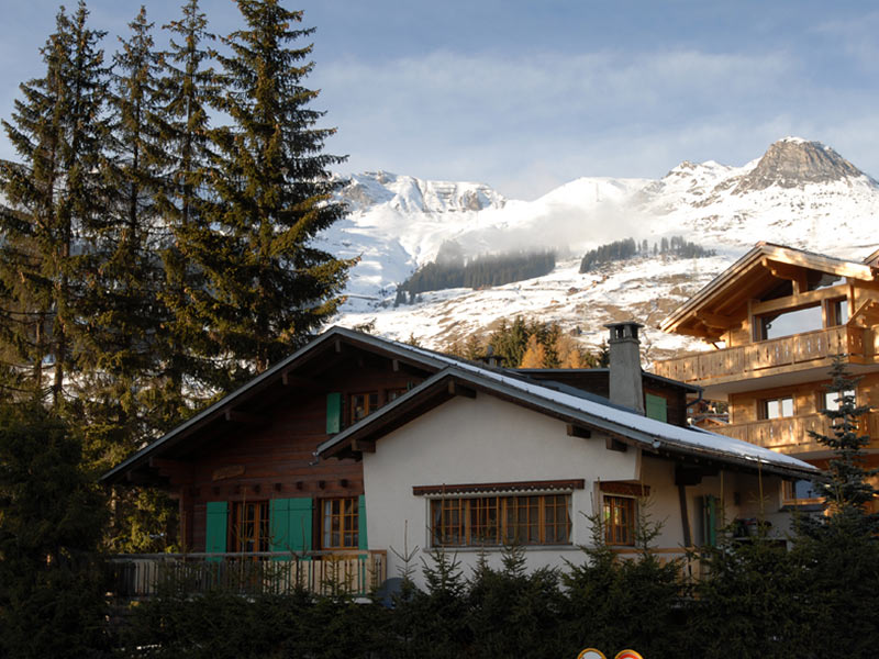 family chalet in verbiers