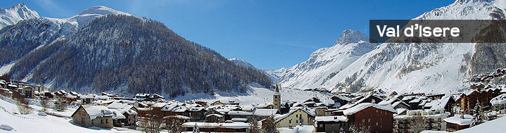 val d'isere resort for families