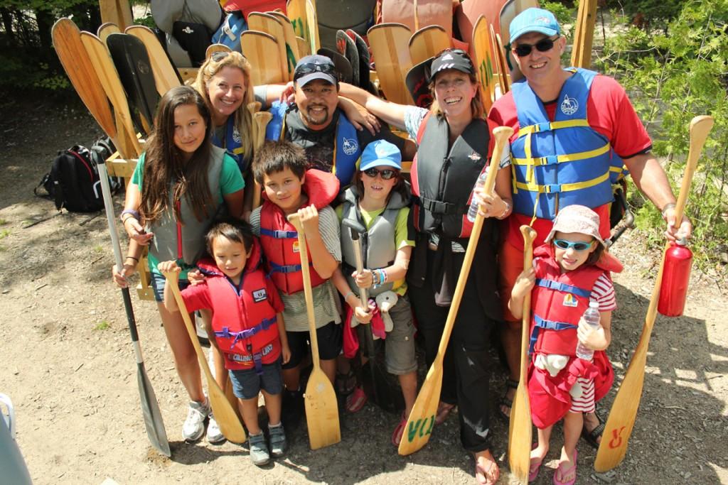 Voyageur Quest Canoe Trip - Algonquin Family Adventure