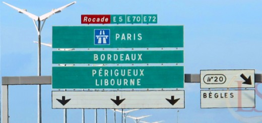 french-signpost