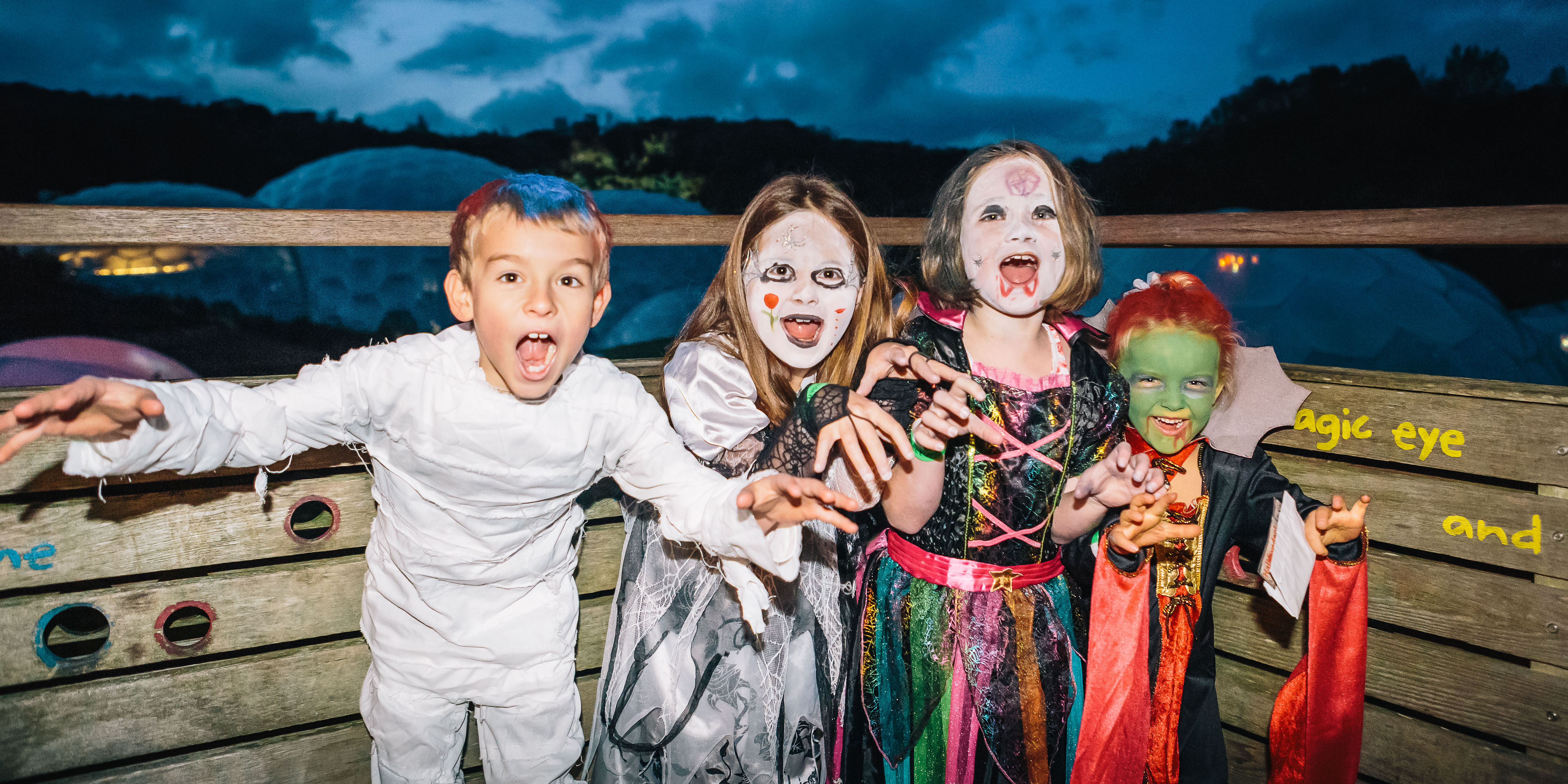 Little Monsters Ball at the Eden Project
