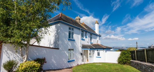 family holiday property in devon