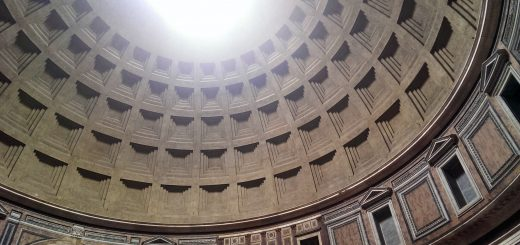 24 hrs in Rome the pantheon