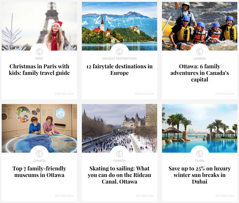 family traveller magazine