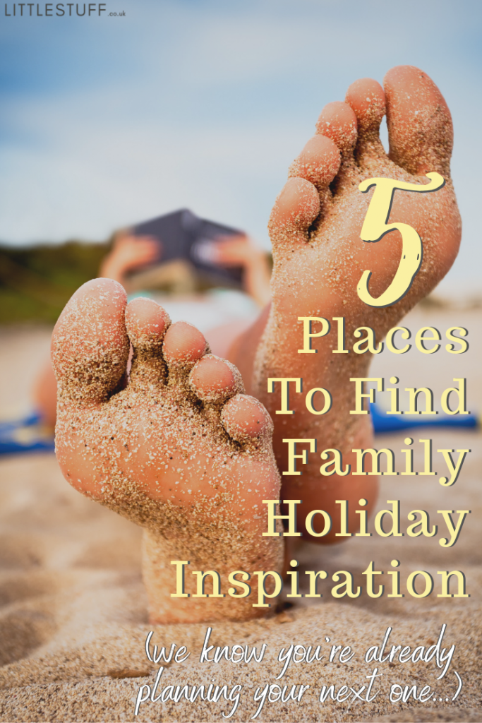 So where to find your Family Holiday Inspiration? How do you choose where togo next? Every family has their own unique mix of wants and needs, and all of us strive to find that perfect balance between plenty of fun stuff for the kids and enough interest for the grown-up brains too. Because we all know that when you get it wrong, a family holiday can feel plodding, slow and low-level exhausting. But get it right, and a great family holiday enters into family legend.